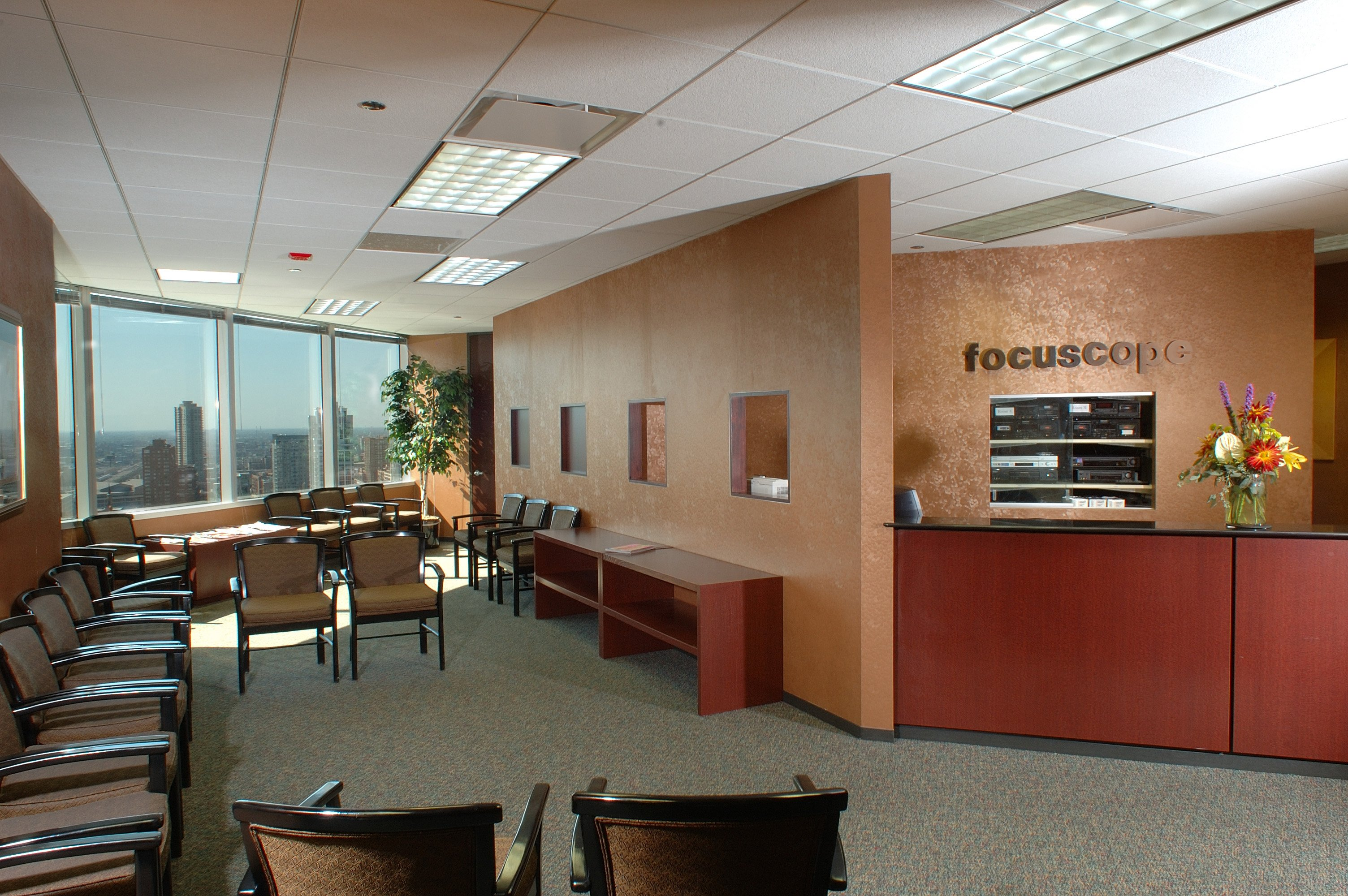 Downtown Chicago Market Research Facility | Focusope